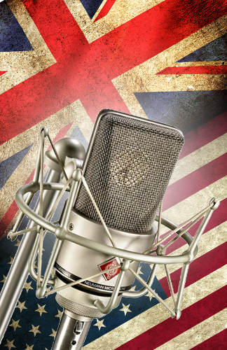 John Edward Taylor - English Voice Talent -